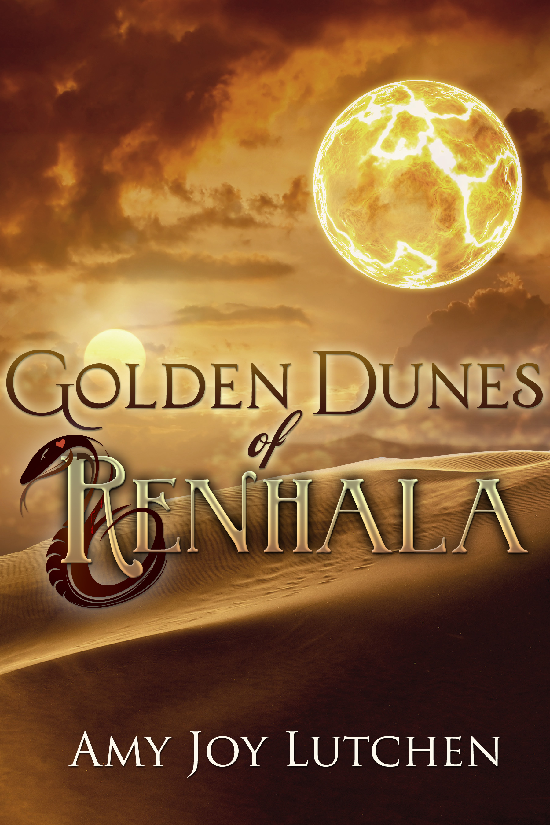 Golden Dunes cover art