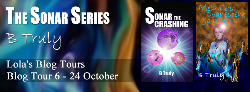 Blog Tour: The Sonar series by B Truly