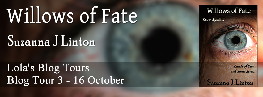 Blog Tour: Willows of Fate by Suzanna J Linton