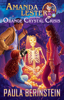 Amanda Lester and the Orange Crystal Crisis