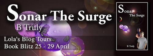 Sonar the Surge banner