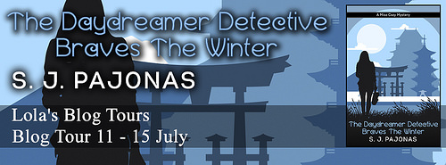 The Daydreamer Detective Braves The Winter banner