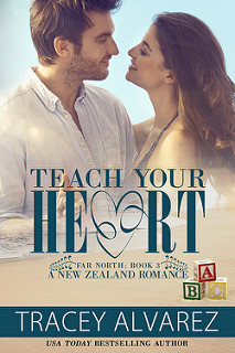 Teach Your Heart by Tracey Alvarez