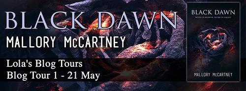 Black Dawn banner