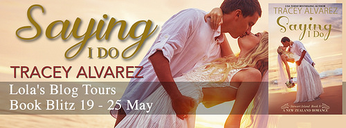 Saying I Do banner