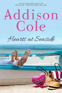 Hearts at Seaside (Sweet with Heat: Seaside Summers #3)