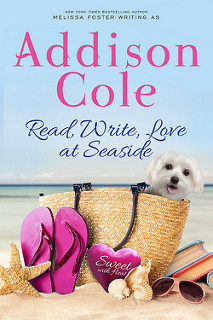 Read, Write, Love at Seaside (Sweet with Heat: Seaside Summers #1)
