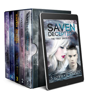 Saven Series Box Set