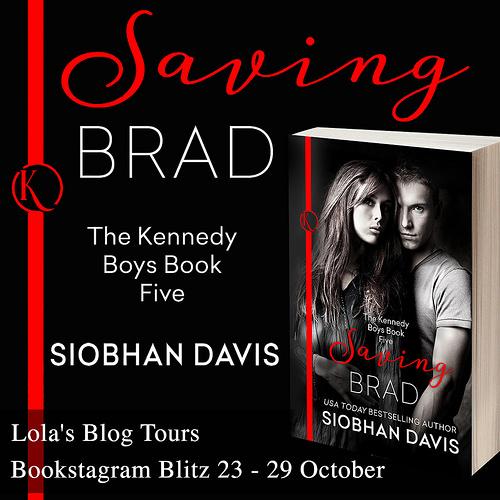 Saving Brad banner