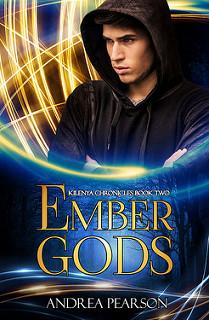 Ember Gods (Kilenya Chronicles #2)