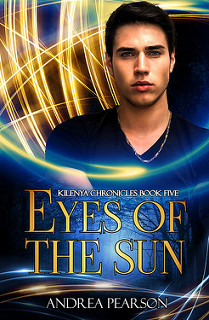 Eyes of the Sun (Kilenya Chronicles #5)