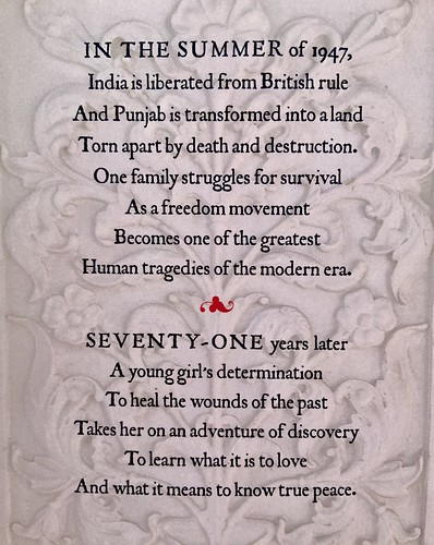 Exiled to Freedom backcover