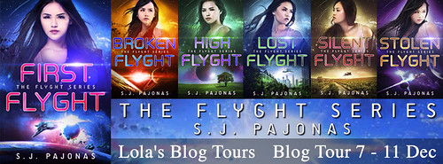 The Flyght Series blog tour