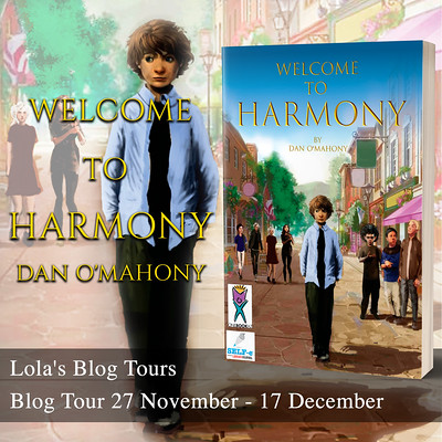 Welcome to Harmony banner