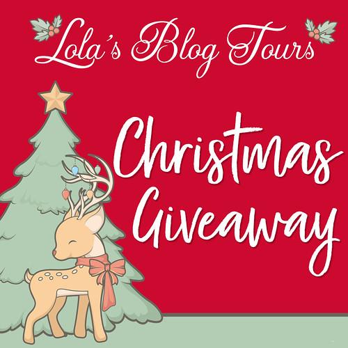 Lola's BlogTours Christmas Giveaway