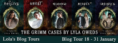 The Grimm Cases banner
