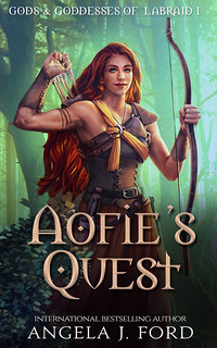 Aofie's Quest cover