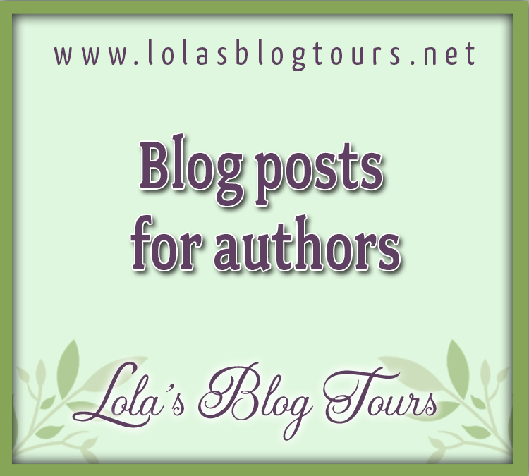 Blog posts for authors graphic