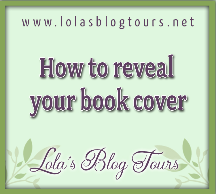 How to reveal your book cover