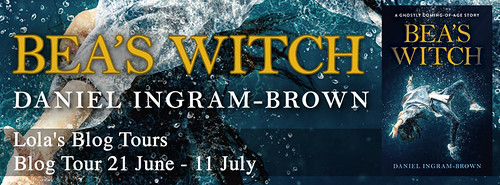 Bea's Witch tour banner