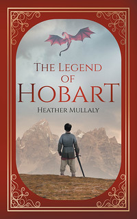 The Legend of Hobart book cover