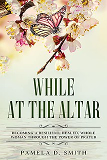 While at the Altar book cover