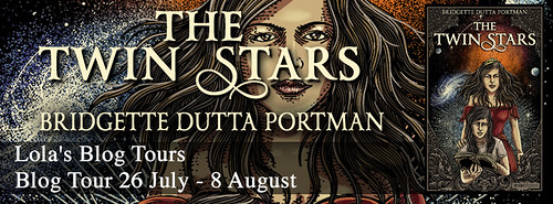 The Twin Stars tour banner