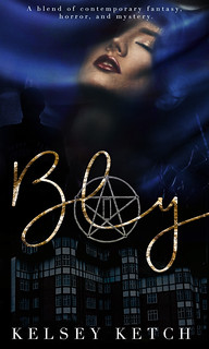 Bly book cover