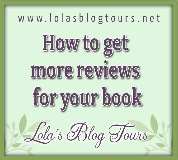 How to get more reviews for your book graphic