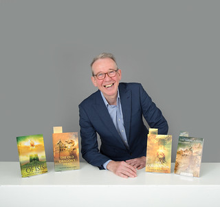 Justin Newland author picture