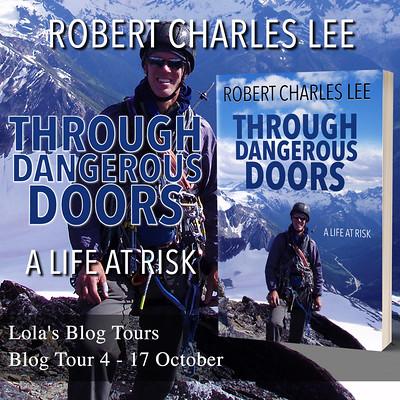Through Dangerous Doors square tour banner