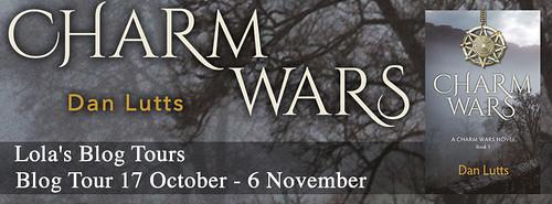 Charm Wars tour banner