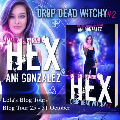 Dead Man's Hex square tour banner