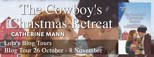 The Cowboy's Christmas Retreat tour banner