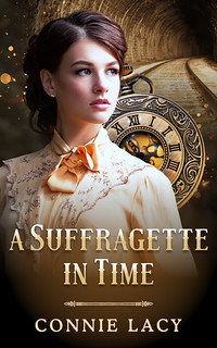 A Suffragette in Time book cover