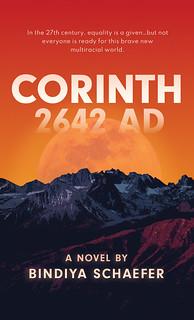 Corinth 2642 AD book cover