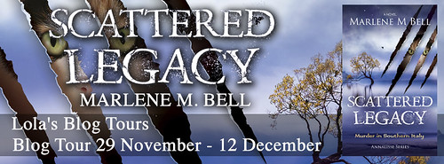 Scattered Legacy tour banner