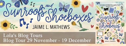 Sunroofs & Shoeboxes tour banner